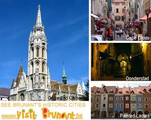 Visit Brunant cities