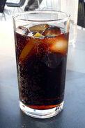 Glas Red Coke