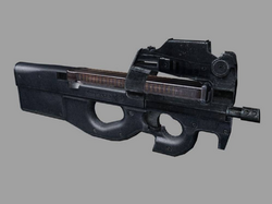 SCS P90 Render