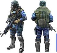 SCS CS-1 Concept Art