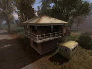 SCS Cordon Military Checkpoint Watchtower