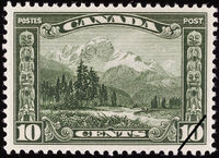 Mount Hurd Stamp