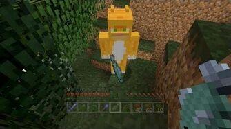 Minecraft Xbox - Wild Ocelot 115-1