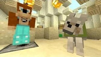 Stampylonghead 296 Minecraft Xbox - Fire And Falling 296 stampylongnose