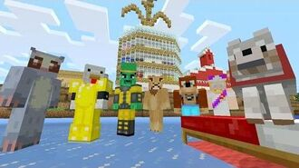 Minecraft Xbox - Bed Bounce 253