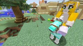 Minecraft Xbox - Horsing Around -400-