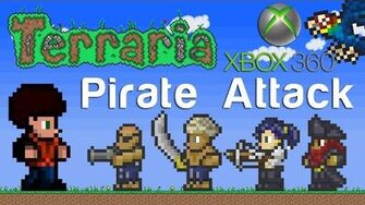 Terraria Xbox - Pirate Attack 103