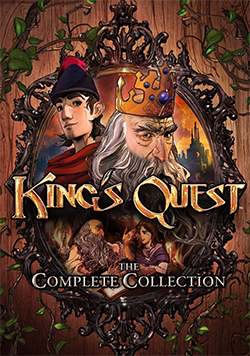 King's Quest 2015 cover