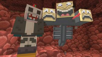 Squid and Wither