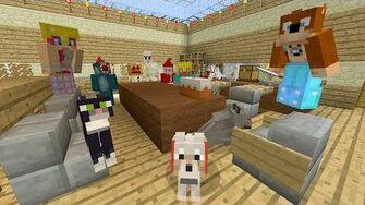Minecraft Xbox - Saving Santa 154-2