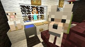 Minecraft Xbox - Reflection Room -278-