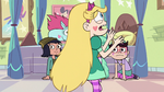 S2E41 Star Butterfly pacing across her bedroom