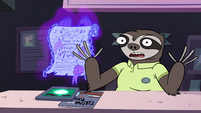 S2E18 Sloth employee 'zap!'