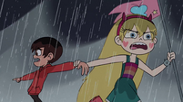 S2E15 Star Butterfly 'eyes on the prize'