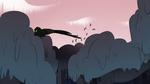 S2E40 Dennis leaps through the treetops