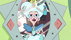 S2E3 Queen Butterfly 'you don't have time for warnicorns'
