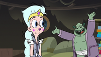 S3E5 Buff Frog 'say hello to Queen Butterfly!'