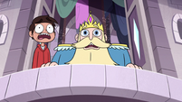 S3E4 King River and Marco Diaz in complete surprise