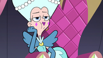 S2E15 Queen Butterfly looking bored