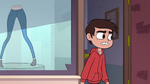 S2E24 Marco Diaz walking away from the store