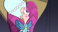 S2E15 Queen Butterfly hears Manfred mention Star