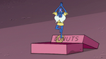 S2E14 Glossaryck emerges from the donut box