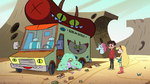 S2E33 Star, Marco, and Pony Head find Kelly despondent