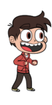 Creature Capture Marco excited
