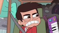 S2E5 Marco angry with Oskar and Glossaryck