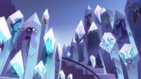 S2E34 Rhombulus's collection of crystallized creatures