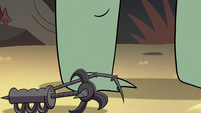S2E12 Drilling device falls to Buff Frog's feet