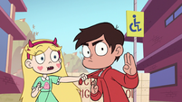 S1E15 Star and Marco 'you better run'