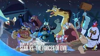 Star vs the Forces of Evil - NEW FOOTAGE for JANUARY 18