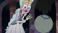 S2E41 Queen Moon asking Ludo about his wand
