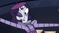 S3E6 Mime Girl winking at Marco Diaz