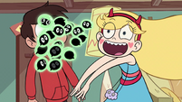 S2E11 Star tosses the tadpoles at Marco