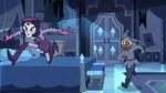 S3E6 Foolduke and Mime Girl running away