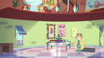 S2E30 Star Butterfly shows Baby her bedroom