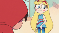 S2E39 Star Butterfly worried about Marco