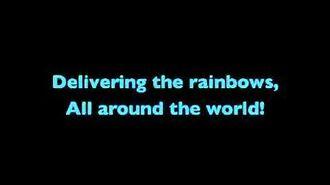 Parry Gripp(Radio) - Space Unicorn Lyrics