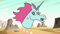 S2E13 Pony Head 'grab on, turd!'