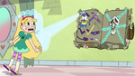 S2E25 Glossaryck pushes Star away from the book