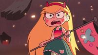 S2E15 Star Butterfly tells Marco to hurry up