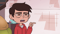 S2E9 Marco Diaz incredulous