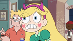 S2E41 Star Butterfly hurrying away from Marco