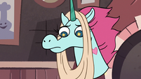 S2E24 Pony Head catches pizza dough on her horn