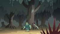 S2E12 Buff Frog following the other monsters
