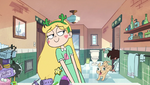 S1E17 Marco and laser puppies burst in the bathroom