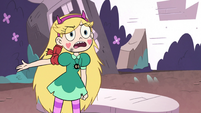 S3E1 Star Butterfly 'track those rats back to Toffee'