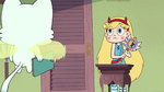 S2E30 Star Butterfly looking at Baby